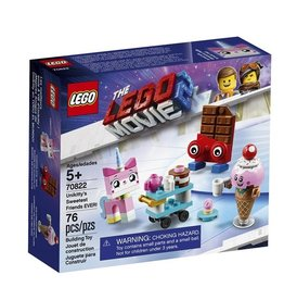 Lego Movie 70822 - Lesmeilleurs amis d'Unikitty