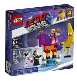 Lego Movie 70824 - La reine aux mille visages