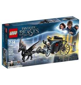 Lego 75951 - L'évasion de Grindelwald