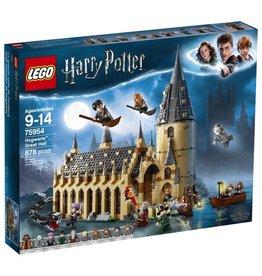 Lego 75954 - La grande salle du château de Poudlard