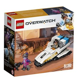 Lego Overwatch 75970 - Tracer contre Fatale