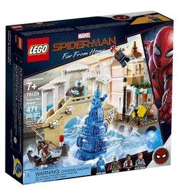Lego Spider-man 76129 - Spider-ma et l'attaque d'Hydro-man