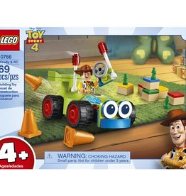 Lego Toy Story 10766 - Woody et RC
