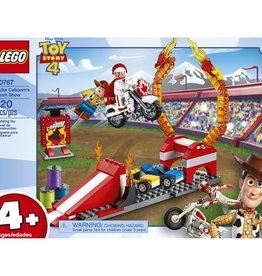 Lego Toy Story Lego- Toy Story 10767- Le spectacle de cascades de Duke Caboom