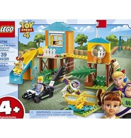 Lego Toy Story 10768 - L'aventure de Buzz et la Bergère dans l'aire de jeu