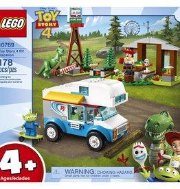 Lego 10769 - Les vacances en camping-car - Toy Story 4