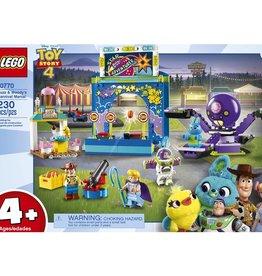 Lego Toy Story Lego- Toy Story 10770- Le carnaval en folie de Buzz et Woody !
