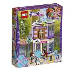 """Lego Friends 41365 - L'atelier d'artistes d""""Emma"""
