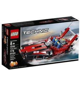 Lego 42089- Le bateau de course