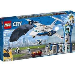 Lego City 60210 - La base aérienne de la police