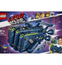Lego Movie Lego Movie - 70839 - Le Rexcelsior