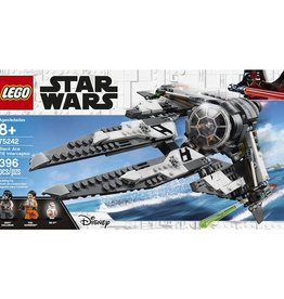 Lego Star Wars 75242 - Black Ace TIE Interceptor