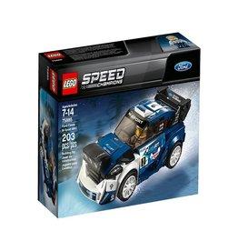 Lego 75885 - Ford Diesta WRC M-Sport