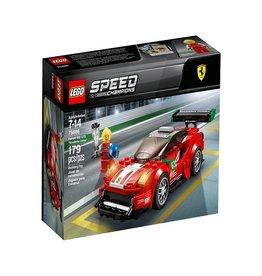 """Lego Speed Champions 75886 - """"Scuderia Corsa"""" Ferrari 488 GT3"""