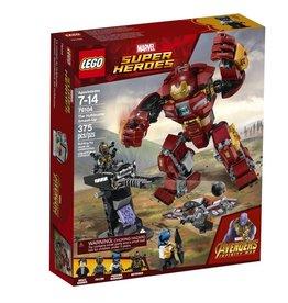 Lego Marvel Super Heroes 76104 - Le combat de Hulkbuster