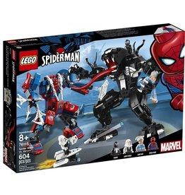 Lego Spider-man 76115 - Le robot de Spider-man contre Venom
