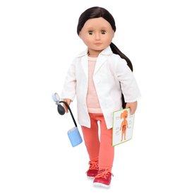 Our Generation Poupée de luxe-Docteur Nicola