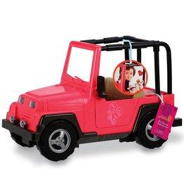 Our Generation Jeep 4x4 pour poupée