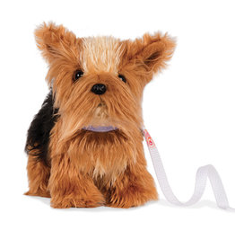 Our Generation Chiot en peluche 15cm Yorkshire terrier