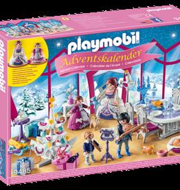 Playmobil 9485 Calendrier de l'Avent - Bal de Noel au salon de Cristal