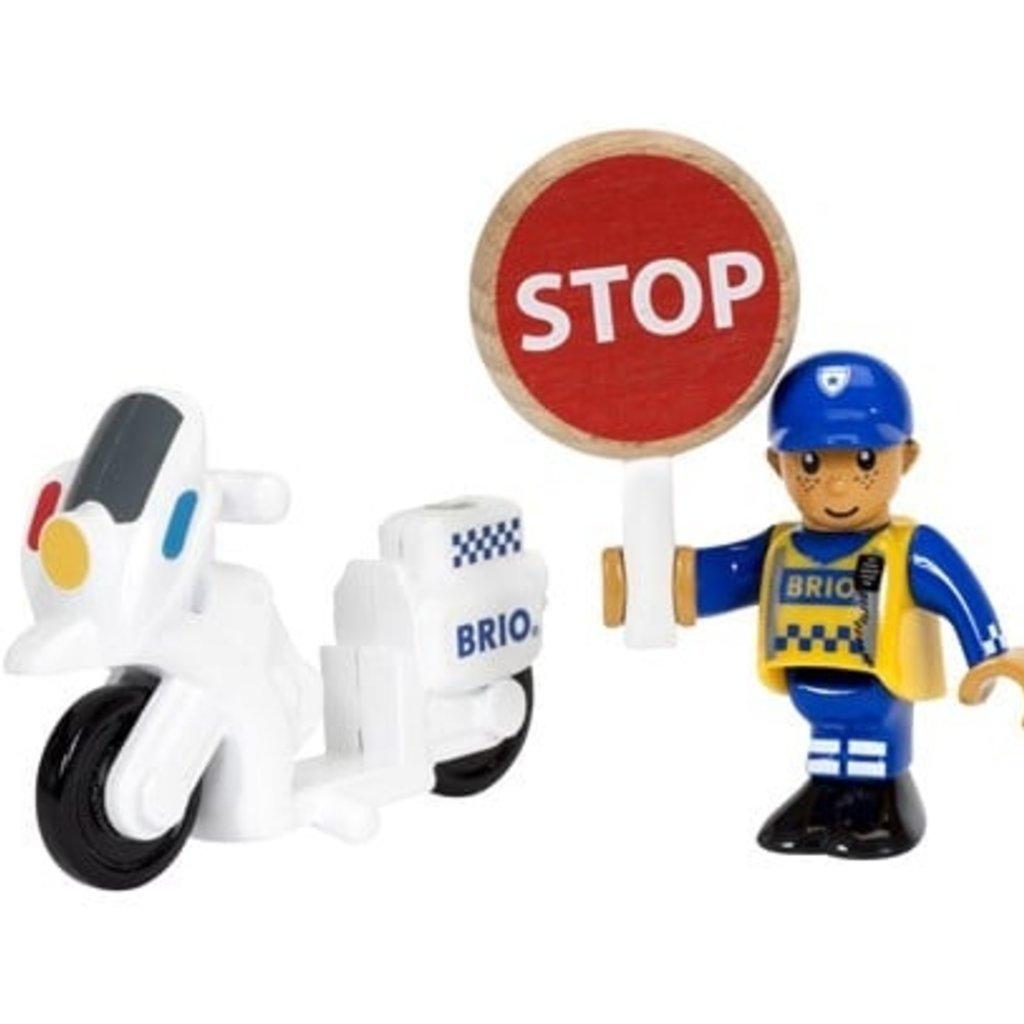 Brio Moto de police