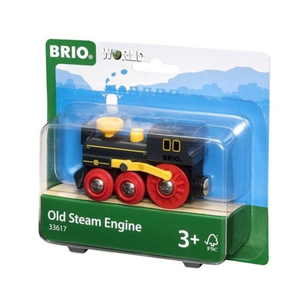Brio Grande locomotive à vapeur