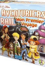 Asmodee Les Aventuriers du Rail Junior Europe