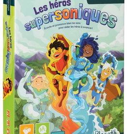 Placote Les héros supersoniques