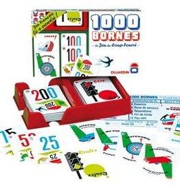 Bo-jeux Mille Bornes bilingue