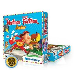 GameBrotherz Monsieur Facteur junior