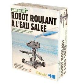 4M Robot roulant à l'eau salée