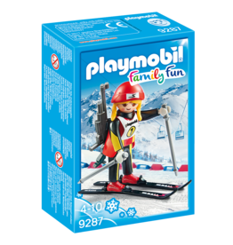 Playmobil 9287 Biathlète