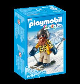 Playmobil 9284 Skieur avec Snowblades