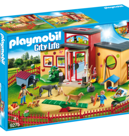 Playmobil 9275 Pension des animaux