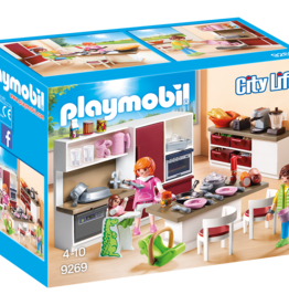 Playmobil 9269 Cuisine aménagée