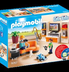 Playmobil 9267 Salon équipé