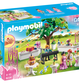 Playmobil 9228 Espace cocktail de mariage
