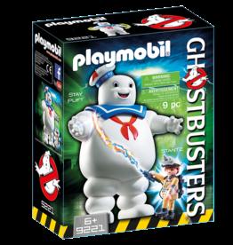 Playmobil 9221 Bibendum Chamallow et Stantz