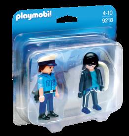 Playmobil 9218 Policier et voleur