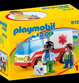Playmobil 9122 Ambulance