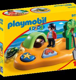 Playmobil 9119 île de pirate