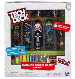 Spin Master Tech Deck - Skate shop bonus pack
