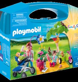Playmobil 9103 Valisette Pique-nique en famille