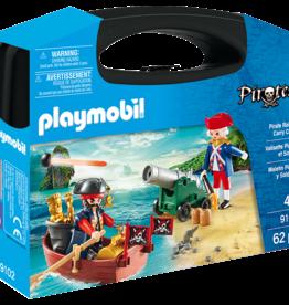Playmobil 9102 Valisette Pirate et Soldat