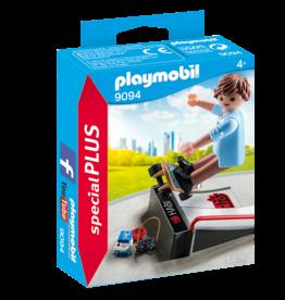 Playmobil 9094 Skateur avec rampe