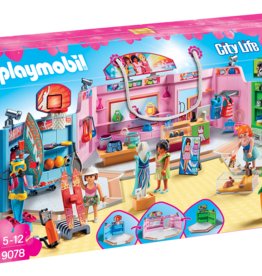 Playmobil 9078 Galerie marchande