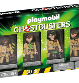 Playmobil 70175 Ghostbusters™ Ensemble Edition collectionneur