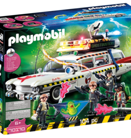 Playmobil 70170 Ghostbusters Ecto