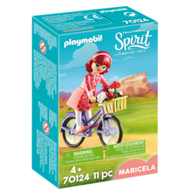 Playmobil 70124 Maricela et bicyclette