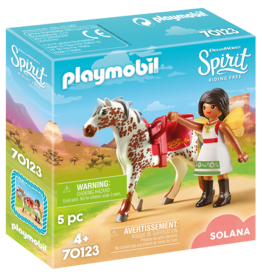 Playmobil 70123 Solona voltigeuse